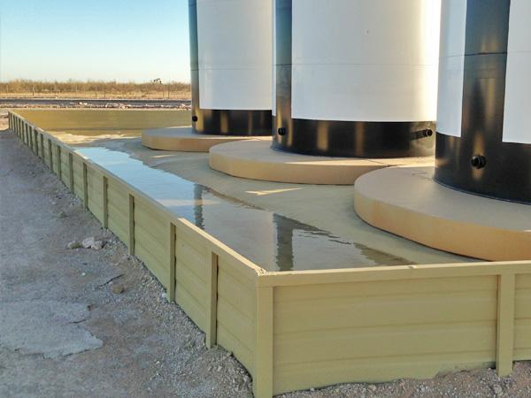 Titan PermaShield - rigid containment system